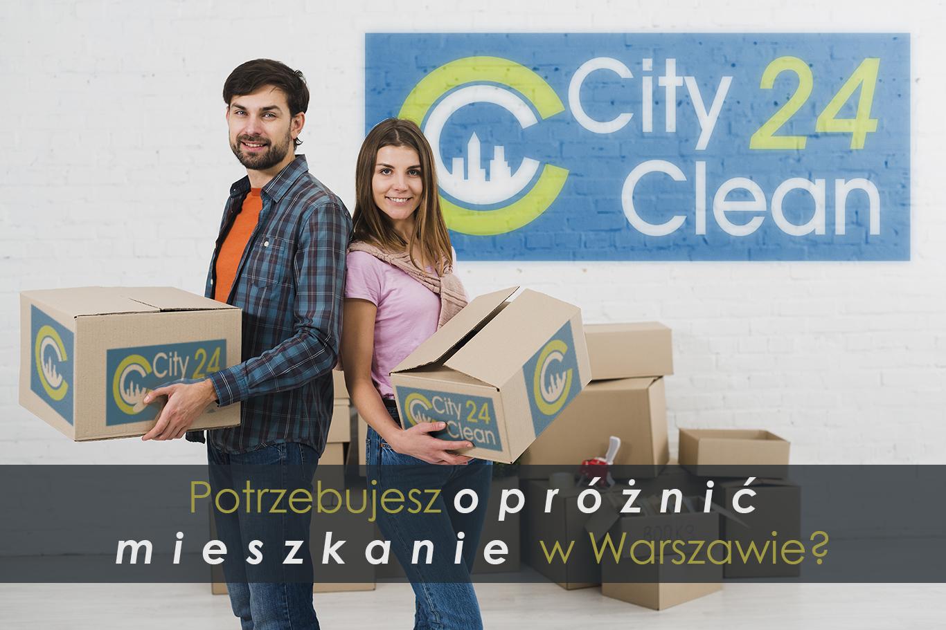 Opróżnienie mieszkań Warszawa