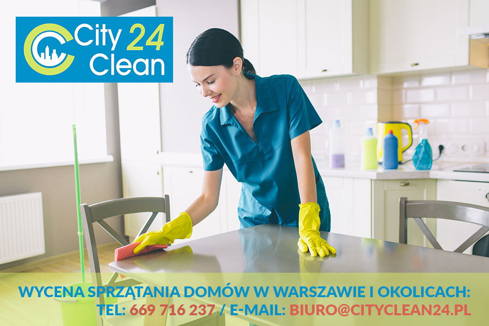 sprzątanie domów warszawa